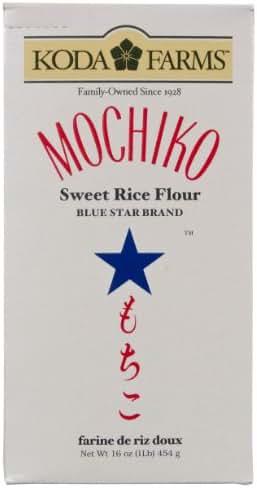 Flours & Meals: Koda Farms Mochiko Sweet Rice Flour