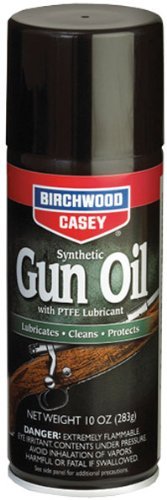 Birchwood Casey Synthetic Gun Oil 10-Ounce Aerosol ()