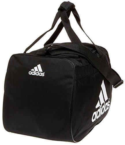 Adidas Diablo Small Duffel Bag - Black/White by adidas (Image #1)