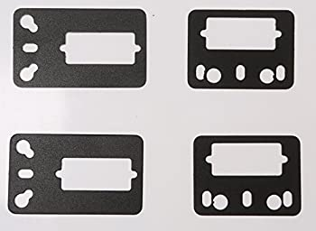 Servo Mount Plate Collection, Micro Size Servo