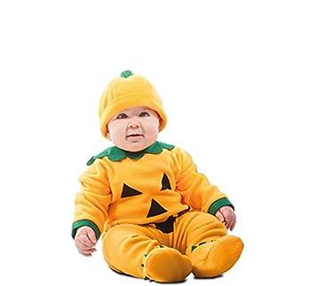 EUROCARNAVALES Disfraz de Calabaza Sonriente para bebé: Amazon.es ...