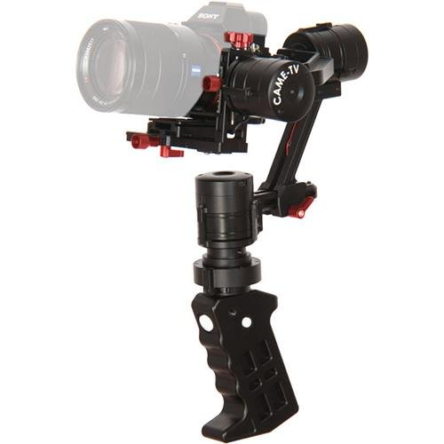 Came-TV CAME-Single 3-Axis 32-bit Gimbal with Encoders for Sony A7s, Panasonic GH4, Black Magic BMPCC Cameras