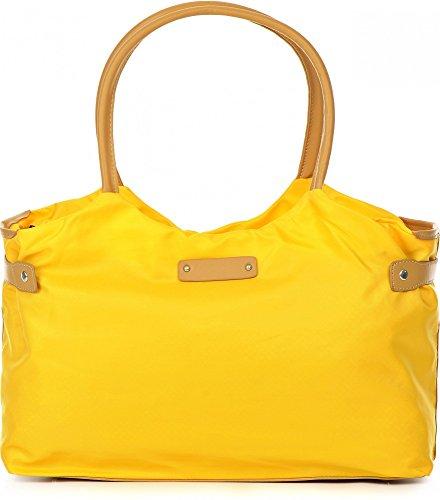 Jaune main Femme 5 Femme 23 ARA épaule BAGS porté Sac 5 14 cm 43 x Sac porté x qBw8pwxRTt
