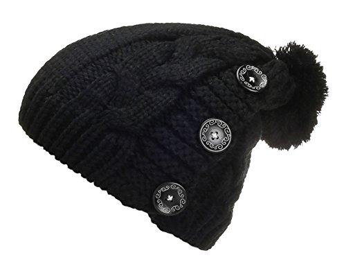 Spikerking Womens Winter Knitting Slouchy