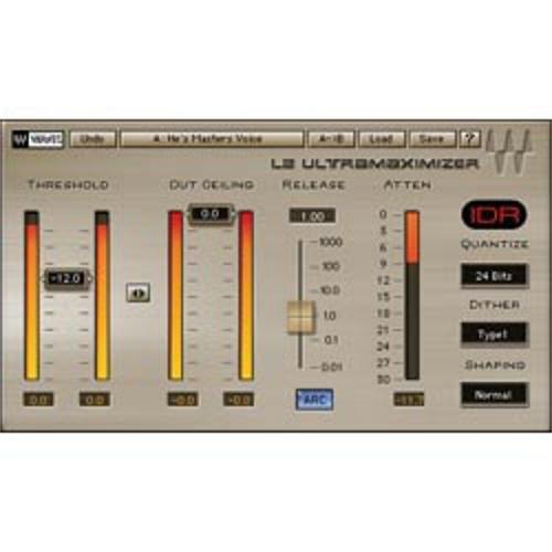 Waves Masters TDM Plug In Bundle (Pro Tools)