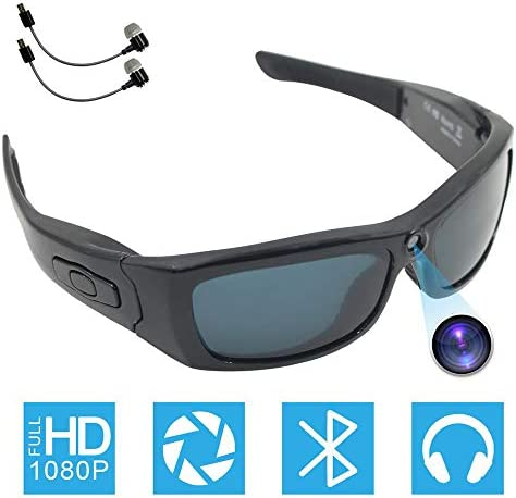 Bluetooth Sunglasses Protection Polarized CAMXSW product image