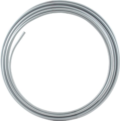 Allstar ALL48327 25-Feet 5/16-Inches Diameter 304 Zinc plated Steel Coiled Tubing Fuel -