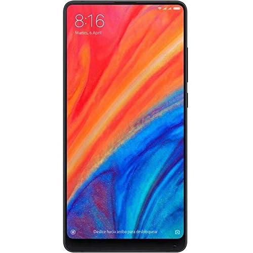 chollos oferta descuentos barato Xiaomi MI Mix 2S Smartphone DE 5 9 Qualcomm Snapdragon 845 RAM de 6 GB Memoria de 64 GB Dos cámaras de 12 MP Android 8 0 Color Negro Versión española