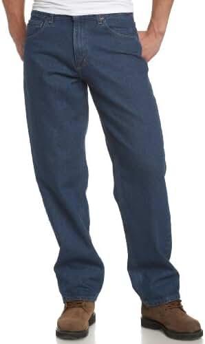 Carhartt Men's Loose Fit Denim Five Pocket Jean