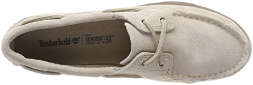 Camden Mujer Timberland Falls Simply Taupe Suede Mocasines Suede para Marrón xRAP1Aw