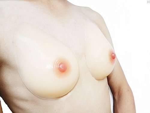 reusable-adhesive-silicone-breast-forms-mastectomy-stick-on-sd-32a-34a-36aa-400g-pair