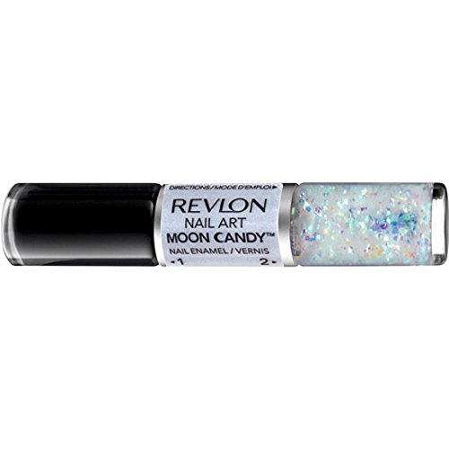 Revlon Nail Art Moon Candy, 210 Galactic, 0.26 Fluid Ounce