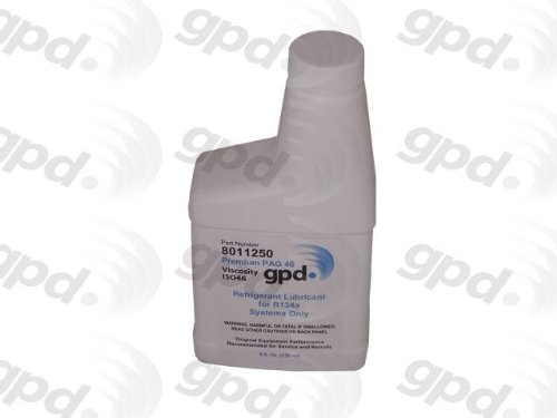 Global Parts Distributors 8011250 Compressor Oil (Distributor 1987 Civic Honda)