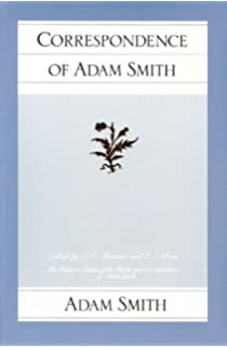 essays on philosophical subjects  glasgow edition of the works and    correspondence of adam smith  glasgow edition of the works and correspondence of adam smith