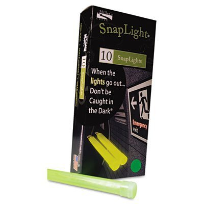 Miller's Creek MLE151848 6 Emergency Light Kits, 12-Hour Blue/Yellow/Red/Green Colored Snaplights by Miller'S - City Store Hours Creek