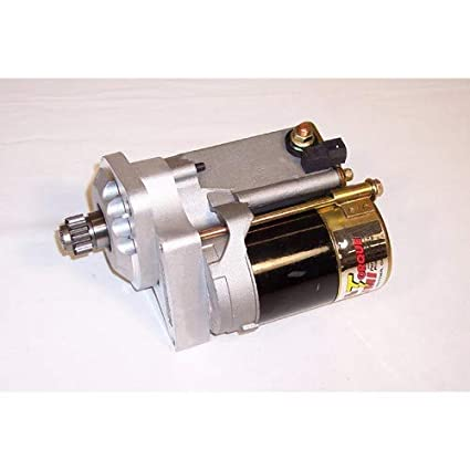 Appletree Automotive Hi Torque Starter, for Type 1 & 002 Bus Transmission  Compatible with VW & Dune Buggy