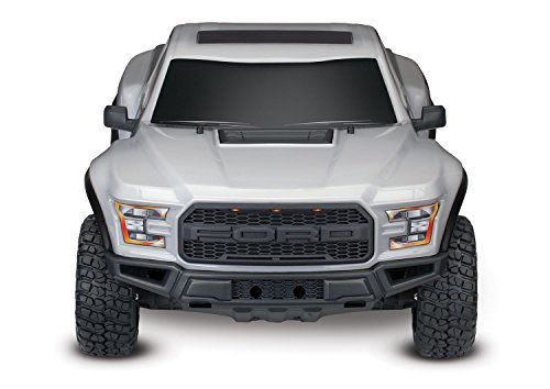 Traxxas 2017 Ford Raptor RTR 1 10 2WD Truck w TQ 2.4GHz Radio - Battery & DC Charger (Colors Vary)