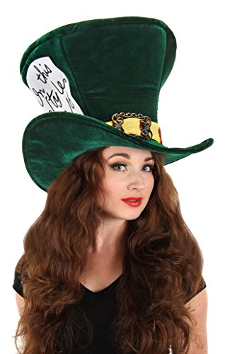 The Classic Mad Hatter Hat by elope - Classic Alice In Wonderland Costume Ideas