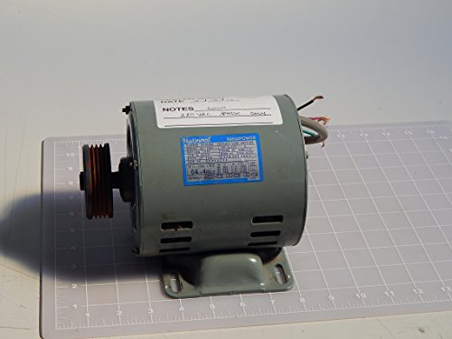 National, Panapower EM-DBH Three Phase Induction Motor T77573 ()