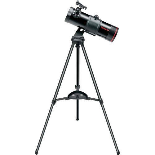 Tasco Spacestation 114x500mm Reflector ST with Variable LED Red Dot Finderscope Telescope by Tasco
