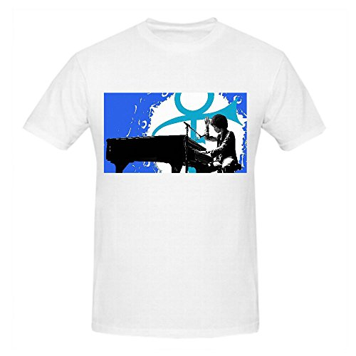 Sexy MF Graphic T Shirts For Men Crew Neck White Cool