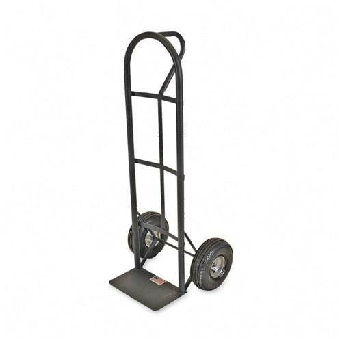 Sparco D-Handle Hand Truck, Heavy-duty, 800 lbs, Capacity, 19 x 20 x 50 Inches ()
