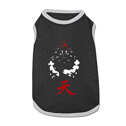 Akuma Best Dog Clothes Sweaters Shirt Hoodie For Dogs (Akuma Halloween Costume)