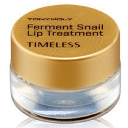 Tonymoly Ferment intemporel escargot lèvre traitement, 10g