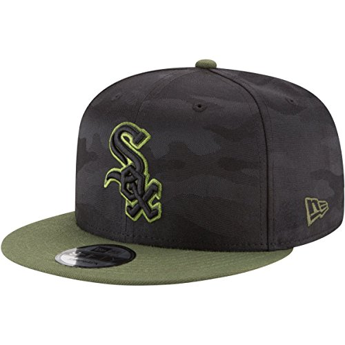 - New Era Chicago White Sox Memorial Day Snapback Cap 9fifty 950 OSFM Basecap Limited Special Edition