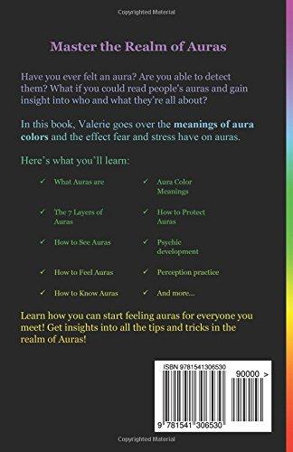 Auras: Beginner's Guide and Tips &Tricks: Valerie W  Holt