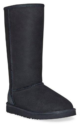 UGG Australia Kids Classic Tall Boots - Black, Size 6 Classic Black Tall Uggs