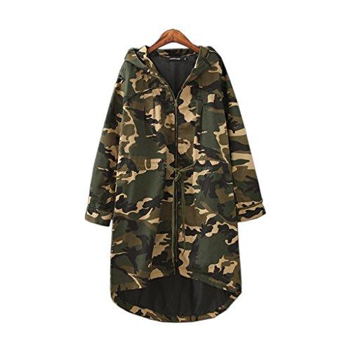 Ladies Camouflage Military Uniform Plus Size product image