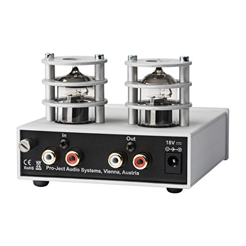 Tube Preamp With Phono Stage