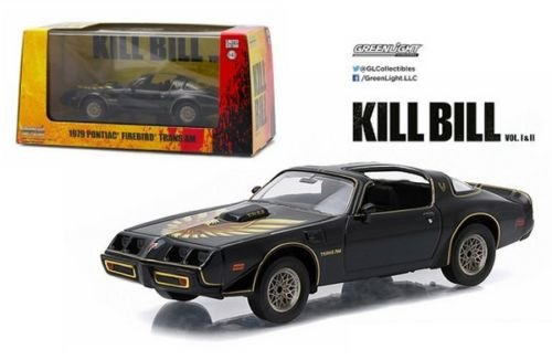 (1:43 FAST & FURIOUS BRIAN'S 1969 CHEVROLET YENKO CAMARO DIECAST CAR 86206 BY GREENLIGHT)