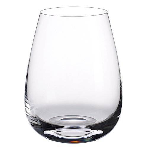 Villeroy & Boch Highlands Scotch Whisky Tumbler Set of 2, 4.5 inches