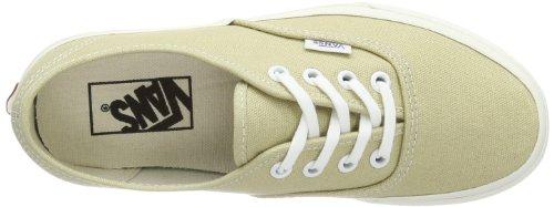Furgonetas Vans Unisex Vans Authentic (pop) Skate Zapatos (vintage) Pale Khaki / Mars
