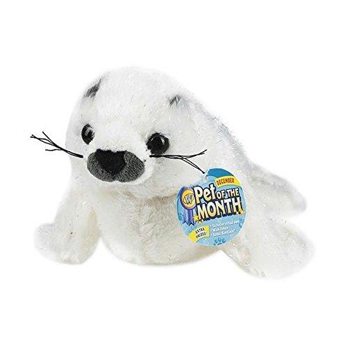 Webkinz Seal (Webkinz Sparkle Harp Seal December 2014 Pet of the Month)