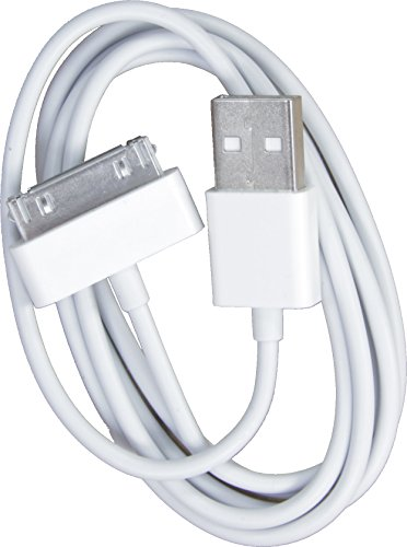 ync Data Charging Charger Cable Cord for Apple iPhone 4 4S ipod 4G 4th Gen by ()