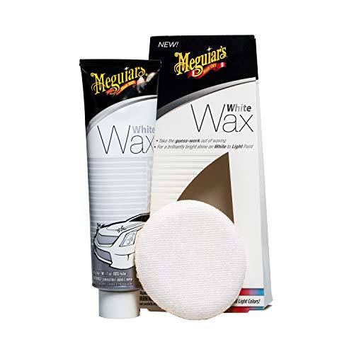 Meguiar's G6107 White Wax Paste