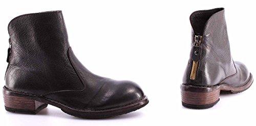 Zapatos Mujer Botines MOMA Ankle Boot 78503-3B Orlando T Moro Marron Vintage New