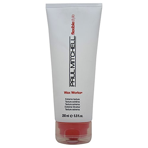 Paul Mitchell Wax Works, 6.8-Ounce Tube