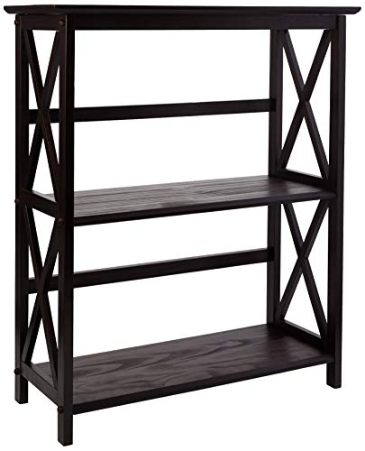 Casual Home Shelf Bookcase - Patio Furniture Summit