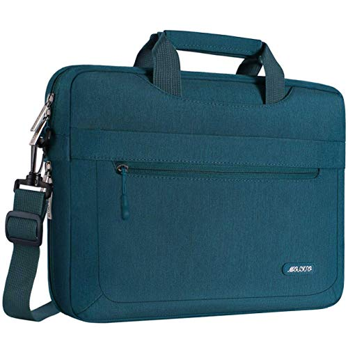 MOSISO Laptop Shoulder Bag Compatible with 17-17.3