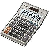 Casio MS-80B Standard Function Desktop Calculator,Grey