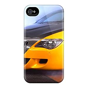 Forever Collectibles Yellow Ac Schnitzer Tension Concept Bmw Front Section Hard Snap-on Iphone 6 Plus Cases