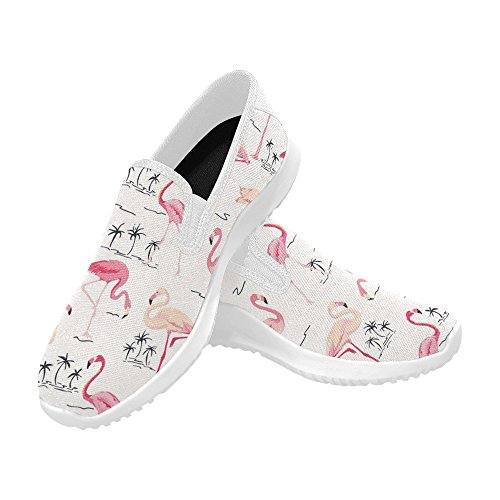 Mocassino Slip-on Donna Interestprint Sneakers Moda Multi Canvas 3
