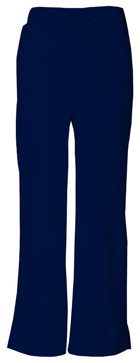 Dickies Women's Mid Rise Drawstring Cargo Pant_Navy_XX-Large,86206
