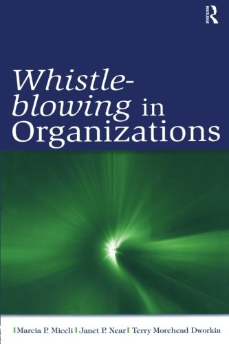 whistle blowing - 1