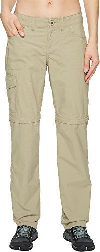 Mountain Hardwear Women's Mirada Convertible Pants, Badlands, 16W x 32L