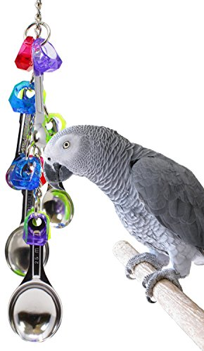 Bonka-Bird-Toys-1969-Spoon-Delight-Bird-Toy-parrot-cage-toys-cages-african-grey-amazon-conure